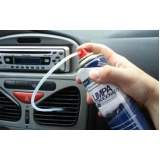 higienização de ar condicionado automotivo para chery Jardim Paulistano
