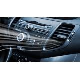 limpeza e higienização de ar condicionado de carro Jardim Europa
