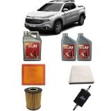 óleo lubrificante automotivo para veículos fiat