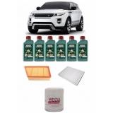 óleo Lubrificante para Land Rover