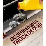 óleo lubrificante para automóveis chevrolet Capão Redondo
