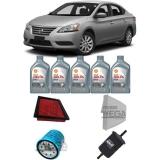 óleo lubrificante para carros nissan preço Pedreira