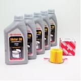 óleo lubrificante para carros toyota preço Moema