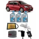 óleos lubrificantes para carros toyota Moema