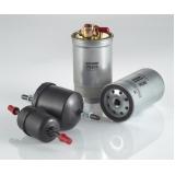 troca de filtro de combustível para land rover Interlagos