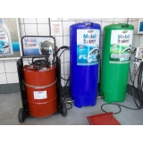 troca de óleo automotivo preço Santo Amaro