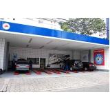 troca de óleo de carro de luxo