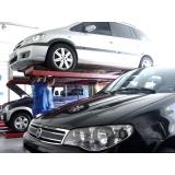 troca de óleo de carro periódica