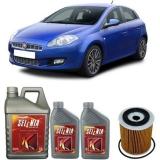 troca de óleo lubrificante automotivo para veículos fiat Santo Amaro