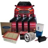 troca de óleo lubrificante para automóveis ford Grajau