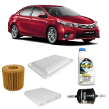 troca de óleo lubrificante para carros toyota Parelheiros
